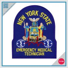 Embroidery Patch New York Emergency Technician Patch