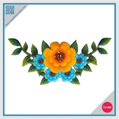 Flower Patch with Sublimation