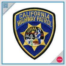 Embroidery Patch Police Patch - California Highway Patrol