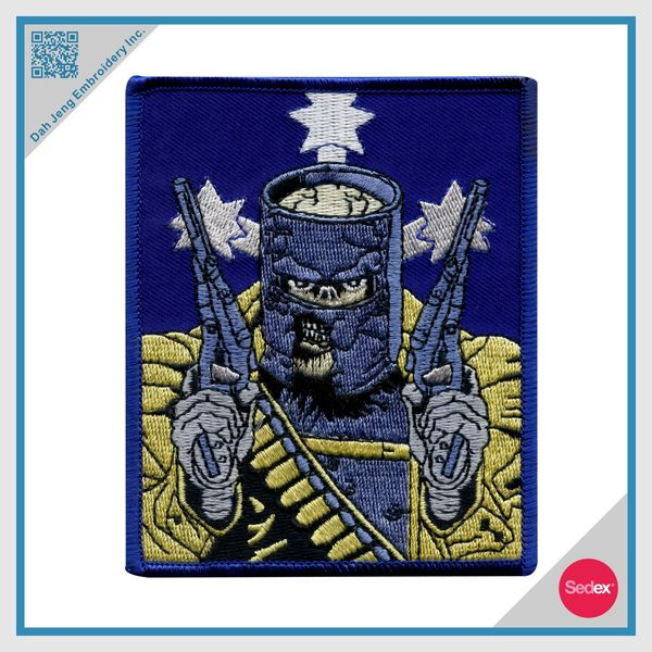 Embroidery Patch - Customized patch Iron on Patch- Cartoon Patch